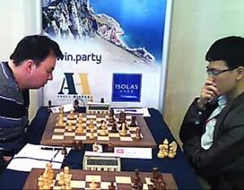 Để thua ván 8, Quang Liêm khó có thể vô địch
