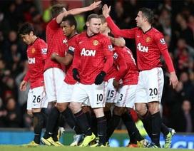 90 phút tỏa sáng của Rooney tại Old Trafford