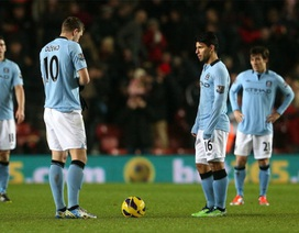 Nhìn lại trận thua đau đớn của Man City tại phương Nam