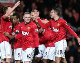 Cuộc đua vô địch Premier League: Câu chuyện riêng của Manchester
