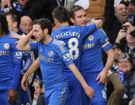 """Nhìn lại màn tấn công """"vũ bão"""" của Chelsea trước West Ham"""