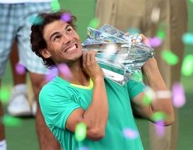 Hạ gục Del Potro, Nadal lên ngôi vô địch tại Indian Wells