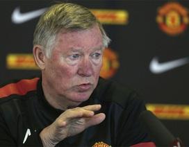 """Ferguson """"cấm"""" các cầu thủ MU sớm tự mãn"""
