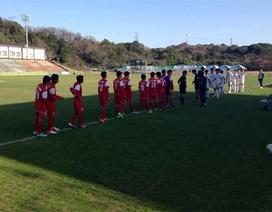 HAGL Arsenal JMG xuất sắc tiến bước tại Sanix Cup 2013 tại Nhật Bản