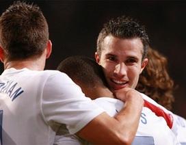 Van Persie đợi ngày xô đổ kỷ lục của Johan Cruyff