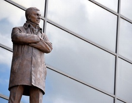 MU - Swansea: Lời tạm biệt của Alex Ferguson