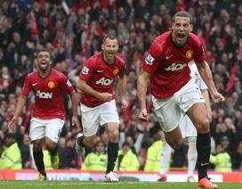 MU nhẹ nhàng thắng Swansea trong ngày nhận cúp