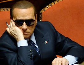 Ông chủ AC Milan, Berlusconi nhận thêm án tù 7 năm