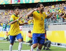 Nhìn lại chiến thắng của Brazil trước Uruguay