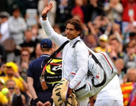 Rafael Nadal tiếp tục ôm hận tại Wimbledon