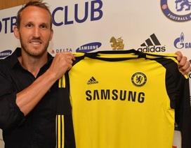 Chelsea bất ngờ thu nạp thủ thành 40 tuổi