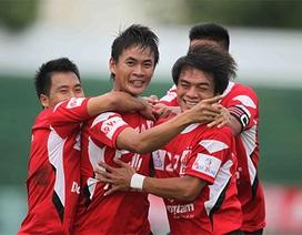 Vượt qua Kiên Giang, ĐT Long An sớm kết thúc cuộc đua trụ hạng?