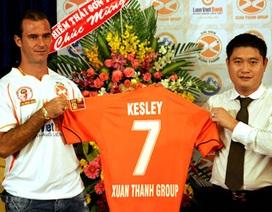 XMXT Sài Gòn trả tiền cho Kesley, tìm bến đỗ cho cầu thủ trẻ