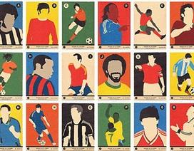 Các huyền thoại bóng đá: Từ A tới Z