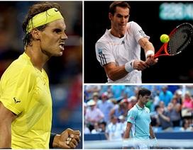 Mỹ mở rộng 2013: Gọi tên Murray, Djokovic hay Nadal?