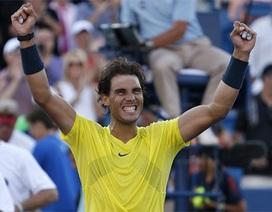 """Nadal tranh cúp vô địch với """"gã khổng lồ"""" Isner"""