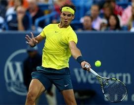 Nadal vững bước trên con đường chinh phục Cincinnati