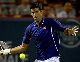 Djokovic thẳng tiến trong hành trình chinh phục hat-trick vô địch