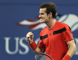 Mệt mỏi đợi chờ, Murray cũng đã có chiến thắng