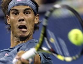 Theo bước Federer, Nadal tiến nhanh vào vòng 3