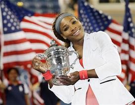Những khoảnh khắc đặc biệt của Serena Williams