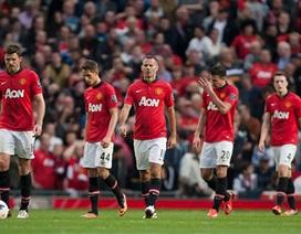 Nhìn lại trận hòa muối mặt của Man United