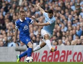 Aguero lập cú đúp, Man City tìm lại niềm vui chiến thắng
