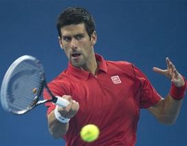 Djokovic tốc hành vượt qua vòng tứ kết