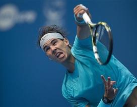 Nadal chính thức trở lại ngôi số 1 thế giới