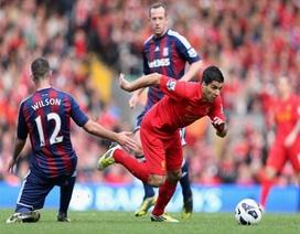 """Ba tình huống """"diễn đẹp"""" của Luis Suarez gần đây"""