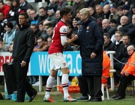 Nhìn lại chiến thắng giúp Arsenal vô địch lượt đi