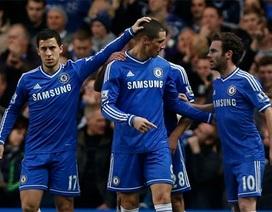 Đánh bại Crystal Palace, Chelsea áp sát ngôi đầu