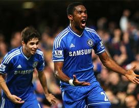 Các khoảnh khắc từ trận đại chiến Chelsea và Liverpool