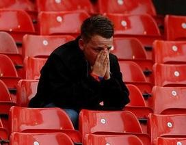 Man Utd sau 2 trận thua trên sân nhà: Tận cùng nỗi đau