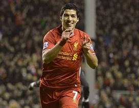 Các siêu phẩm của vòng 14 Premier League: Ngả mũ trước Suarez