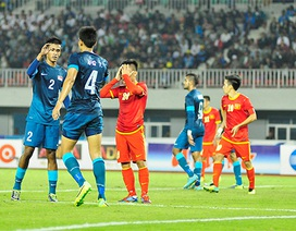 U23 Việt Nam thua đau trước U23 Singapore