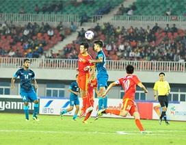 Mổ xẻ thất bại của đội tuyển U23 Việt Nam
