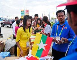 Myanmar sẵn sàng cho lễ khai mạc đậm đà bản sắc