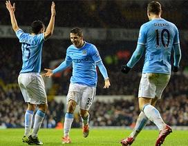 Nhìn lại trận đấu Man City hủy diệt Tottenham