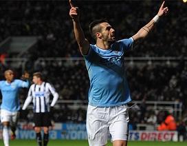 Nhìn lại chiến thắng tranh cãi của Man City trước Newcastle