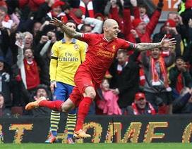 """7 trận chiến """"đau tim"""" giữa Arsenal và Liverpool"""