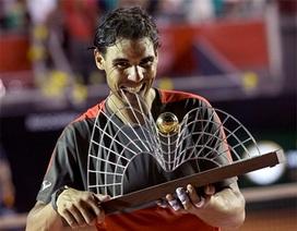 Nadal lần đầu tiên vô địch Rio Open
