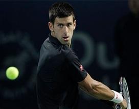 Djokovic nhẹ nhàng bắt đầu chiến dịch bảo vệ ngôi vương