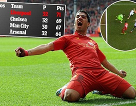 """""""Nghiền nát"""" Tottenham, Liverpool vươn lên giành ngôi đầu"""