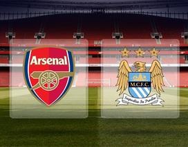 Arsenal - Man City: Trận chiến định số phận