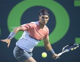 Nadal giành tấm vé cuối cùng vào bán kết
