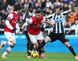 Arsenal - Newcaslte: Xong sớm để… nghỉ sớm