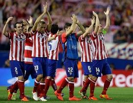 Atletico Madrid và giấc mơ về một mùa giải vĩ đại