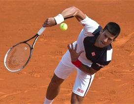 """Djokovic """"ra oai"""" ngay ở trận mở màn"""