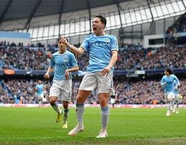 Man City dễ dàng hạ gục Southampton